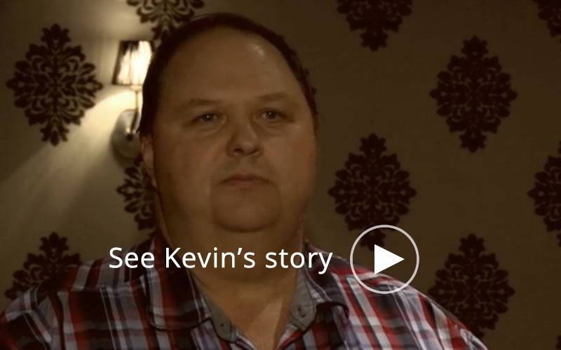 See Kevin's Story