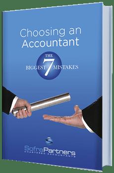 Choosing an Accountant E-book