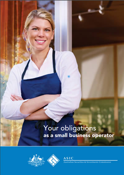 Download ASIC Small Business Guide