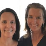 Tracey Sofra and Layne Beachley